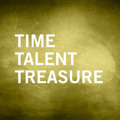 Time, Talent, Treasure 2019